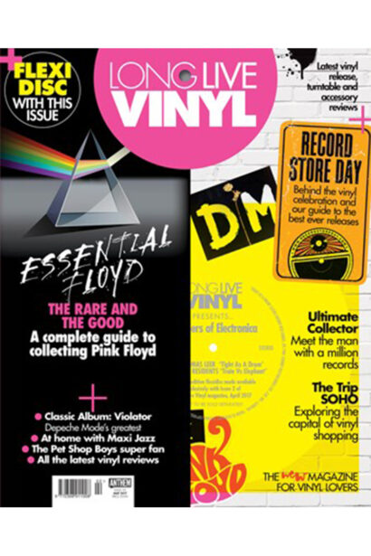 Long Live Vinyl Issue 2 800x1200