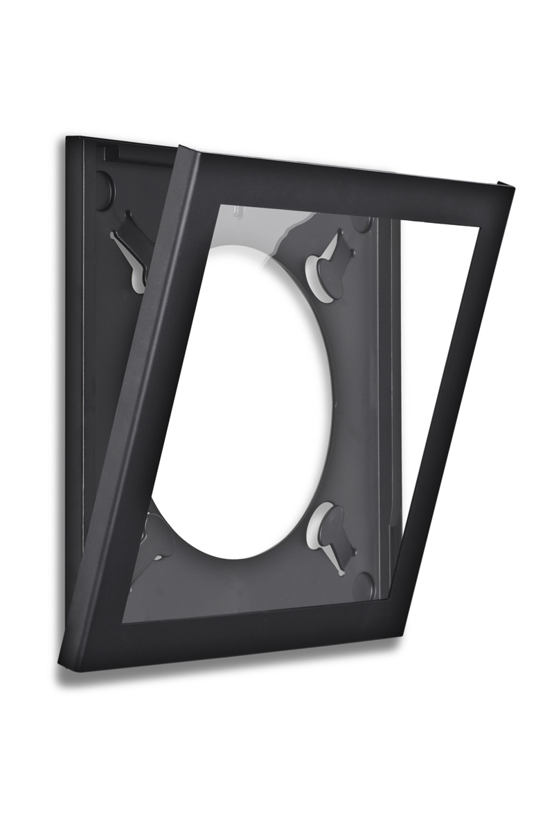 all our play display flip frames come in secure packaging and ready to use