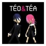 Teo & Tea 12″